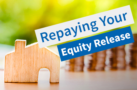 Can I repay my equity release