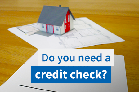 Does equity release require a credit check?