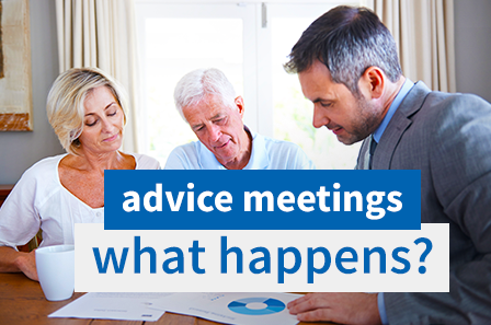What to expect at equity release advice meetings