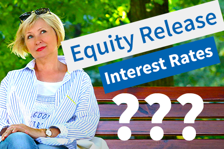 Latest equity release interest rates plus examples