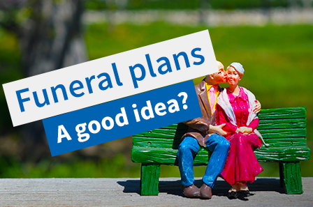 Find out what prepaid funeral plans are and how much they cost