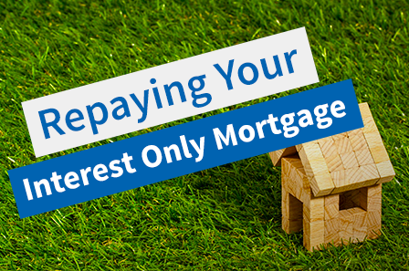 Can you repay an interest-only mortgage with Equity Release?